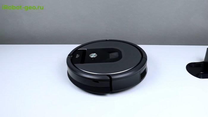 Видео Roomba 960
